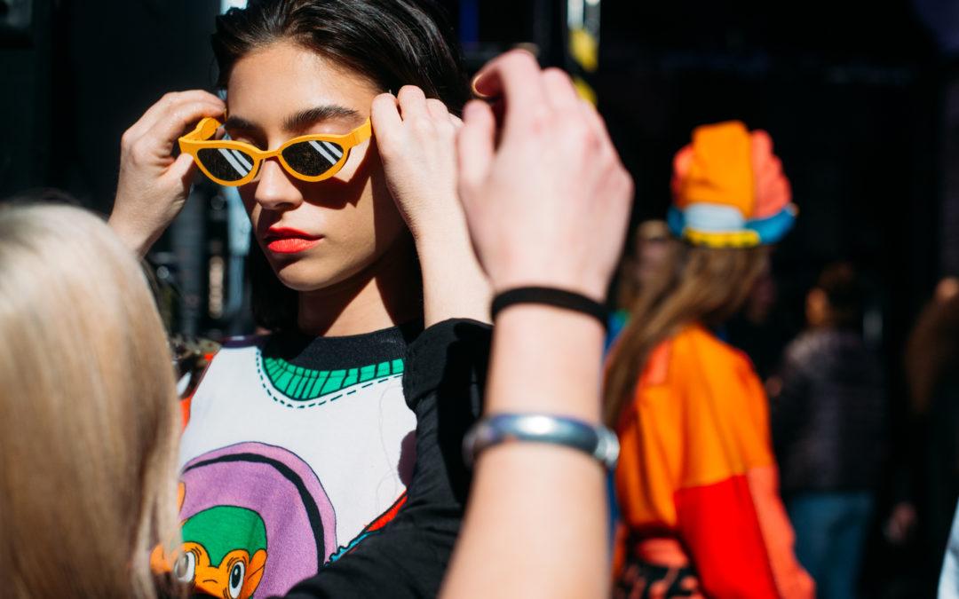 Las riñoneras en la 080 Barcelona Fashion 2018