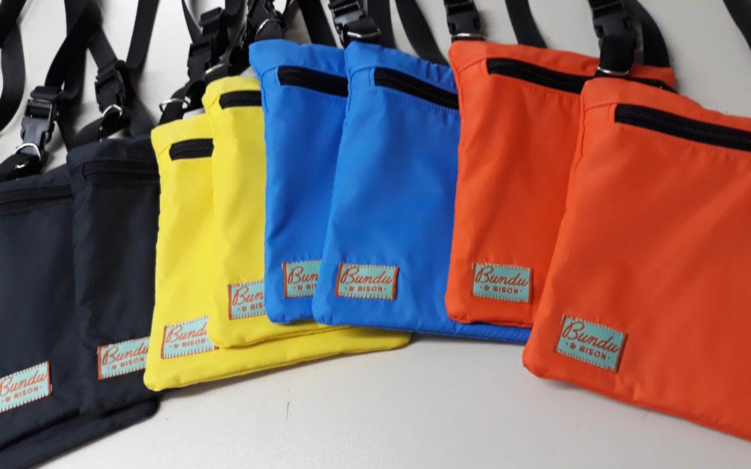 Riñoneras y bolsos artesanales Barcelona